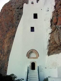 Kloster Panagia auf Amorgos-1
