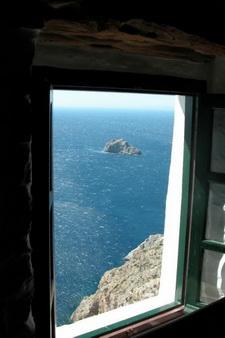 Kloster Panagia auf Amorgos-2
