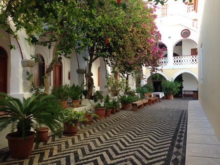 Kloster Panormitis_Symi