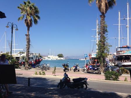 Kos-Hafen