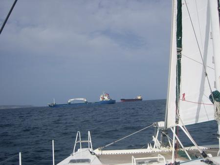 Kurs nach Gozo und Comino