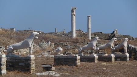 Löwen von Delos-10