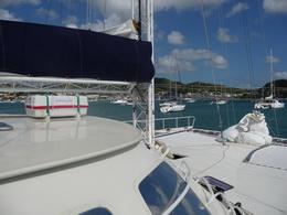 Bucht von Le Marin