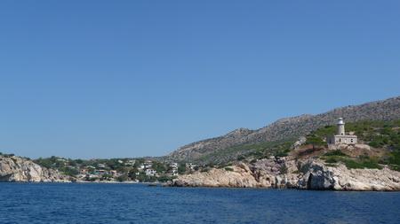Leuchtturm auf Salamis