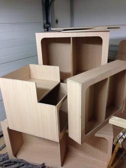 Möbelbau für VAVA-U