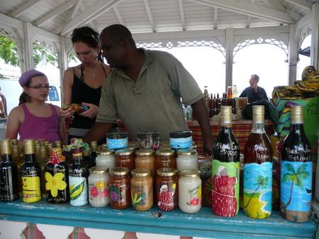Markt Marigot