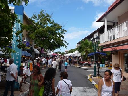 Markt in Marigot_9