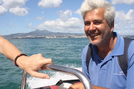Martin-dinghy