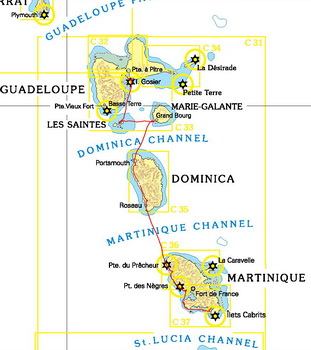 Martinique - Guadeloupe_Januar 2011