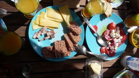Mittagssnack auf VAVA-U