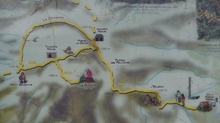 Mount Pele_Wanderwege