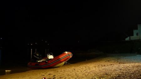 Nachts am Kap Sounion-3