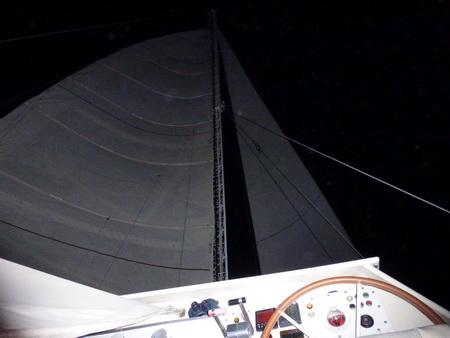 Nachtsegeln nach St Barth-1000281
