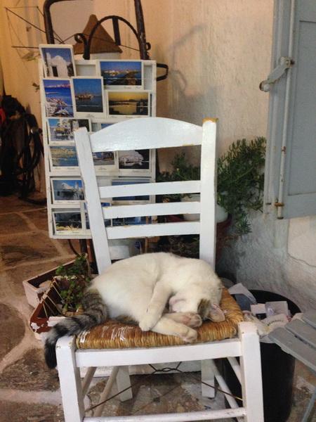 Naoussa auf Paros_1