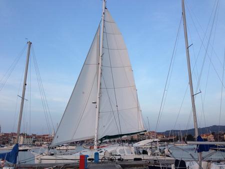Neue Segel für VAVA-U