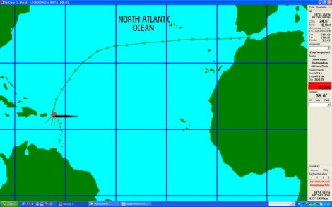Nord-Atlantikroute