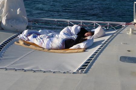 Openair Schlafen