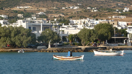 Ormos Aliki auf Paros-3