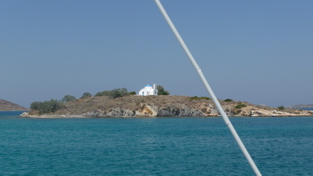 Ormos Plastira auf Paros
