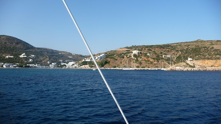 Ormos Plati Yialos auf Sifnos-1