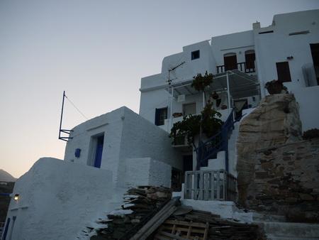 Kastro auf Siphnos
