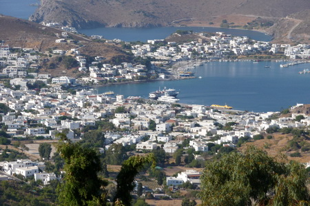 Patmos-Bucht