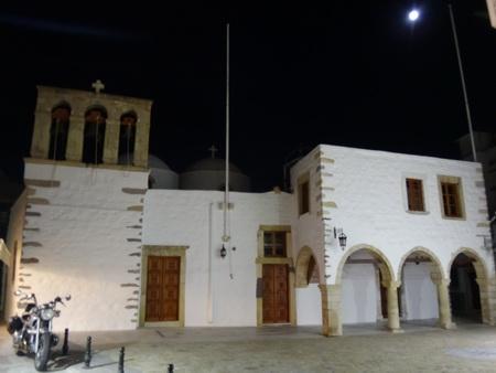 Patmos-Hafen