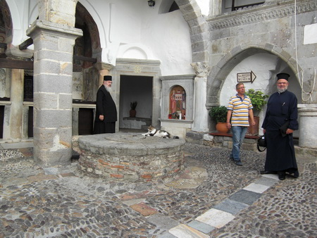 Patmos-Kloster