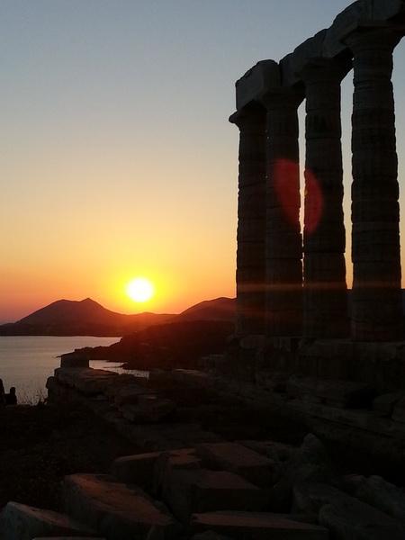 Poseidon Tempel Kap Sounion-2