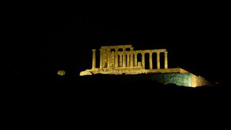 Poseidon-Tempel Kap Sounion-22