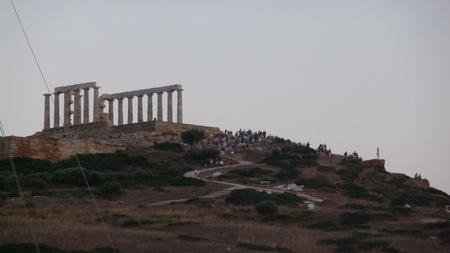 Poseidon Tempel Kap Sounion-3