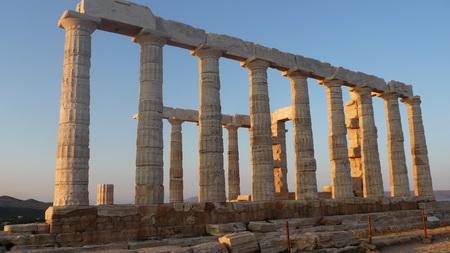 Poseidon-Tempel Kap Sounion-8