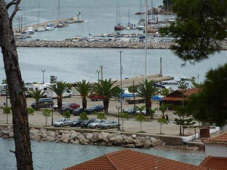 Pylos Hafen