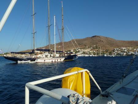 Reede Finikas auf Syros