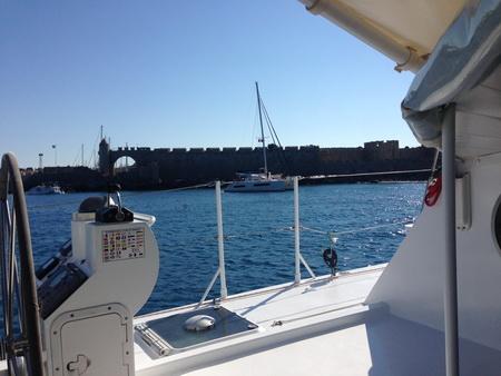 Rhodos-Hafen^
