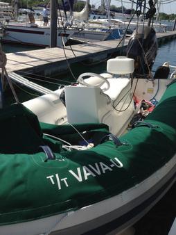 Schlauchbootpersenning vom Tender VAVA-U
