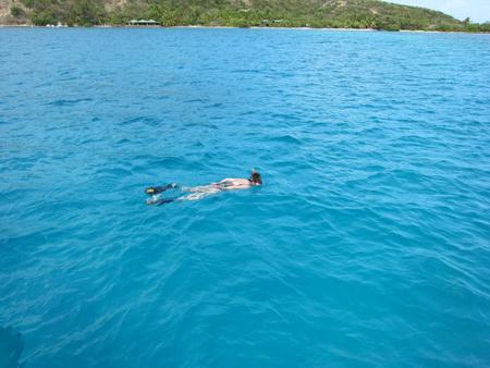 Schnorcheln bei Mosquito Island-1070