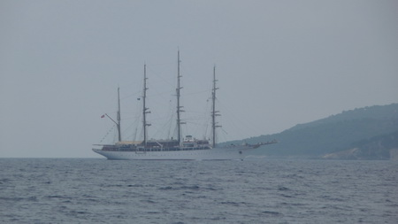 "Windjammer ""SeaCloud"""