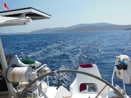 Segeln Gaidaros-Patmos