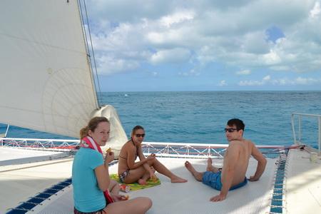 Segeln nach Barbuda-2320
