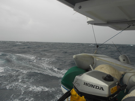 Segeln nach Malta erster Tag