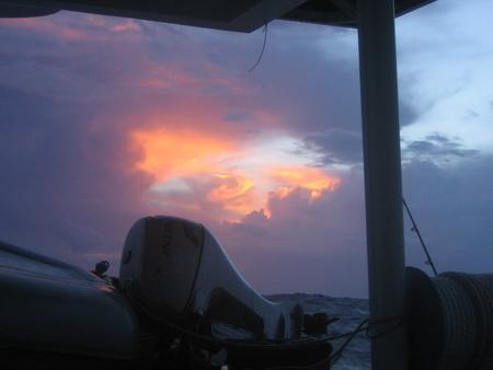 Segeln nach Malta erster Tag_2