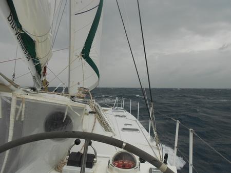 Segeln nach Malta erster Tag_3