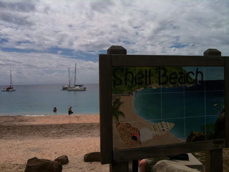 Shell Beach_St.Barth-1