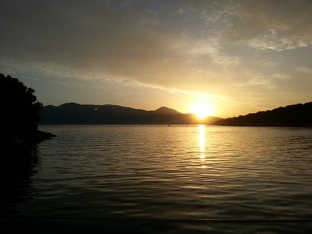 Sonnenaufgang Meganisi