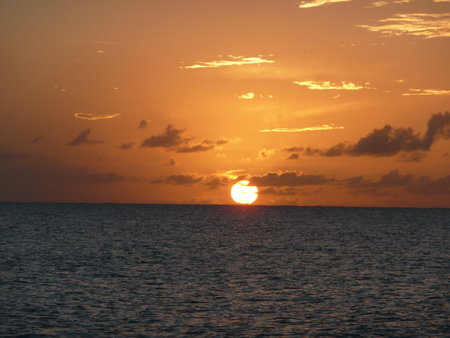 Sonnenuntergang auf Anegada-1200949