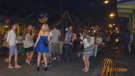 Strassenfest Gros Ilets-3