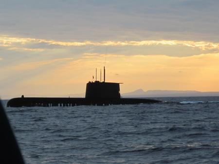 Türkisches U-Boot