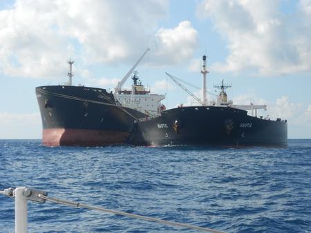 TAnker im Maltakanal