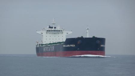 Tanker Strasse von Gibraltar-3